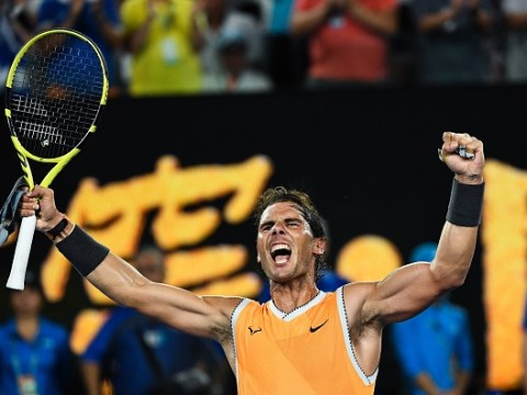 Rafael Nadal reacts to reaching Australian Open final and predicts bright future for Stefanos Tstisipas