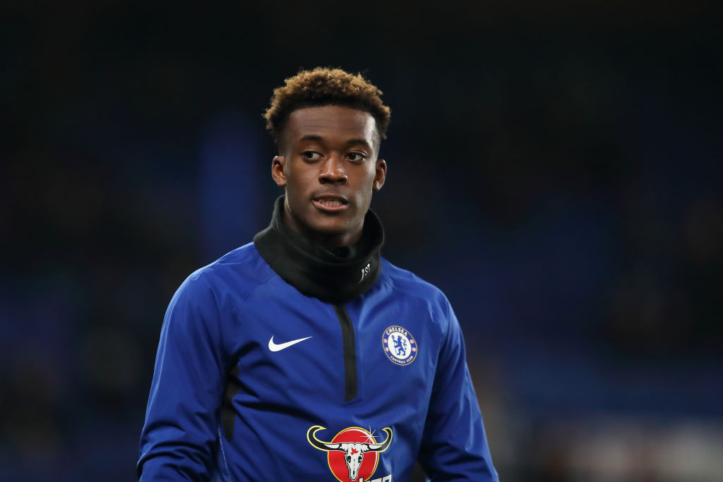 RB Leipzig join the race to sign Callum Hudson-Odoi as Bayern Munich up their bid
