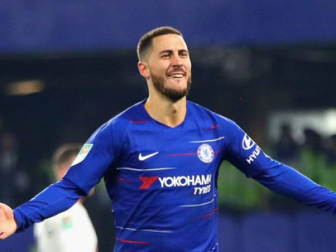 Maurizio Sarri explains why Eden Hazard may need to leave Chelsea