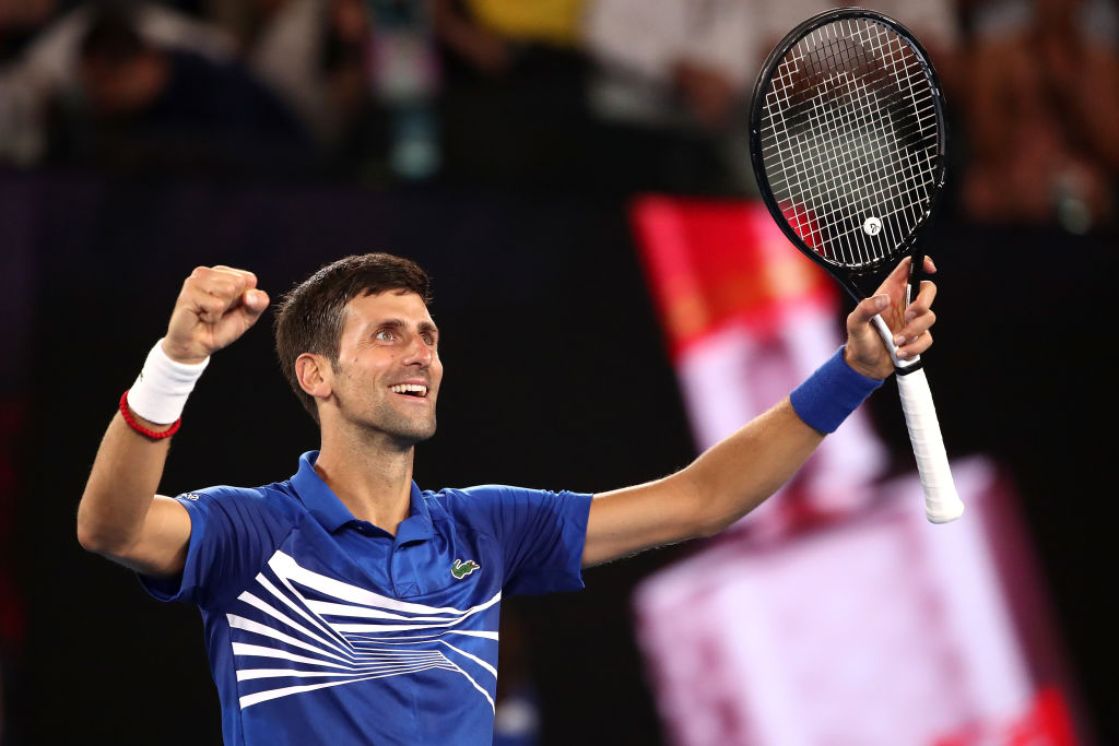 Novak Djokovic ranks Australian Open semi-final win among his best as he books Rafael Nadal tie