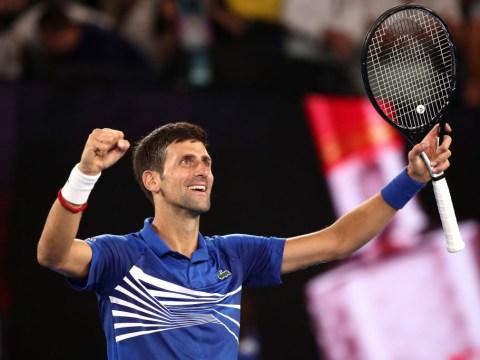 Novak Djokovic ranks Australian Open semi-final win among his best as he books Rafael Nadal tie