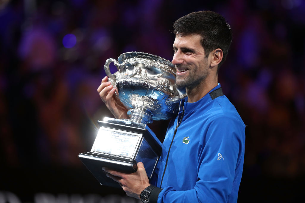 Novak Djokovic thumps great rival Rafael Nadal to win historic seventh Australian Open title