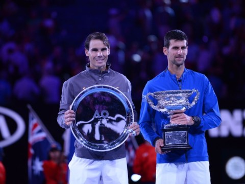 Novak Djokovic is the favourite for the French Open not Rafael Nadal, says Pat Cash