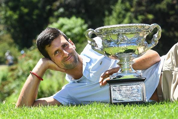 Novak Djokovic names his four biggest French Open rivals