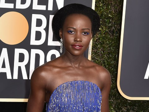 Lupita Nyong'o says being black is 'unremarkable' as she insists Us isn't about race like Get Out