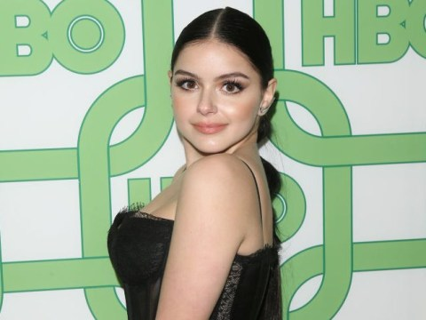 Ariel Winter denies getting plastic surgery as troll accuses her of 'chopping up her body'