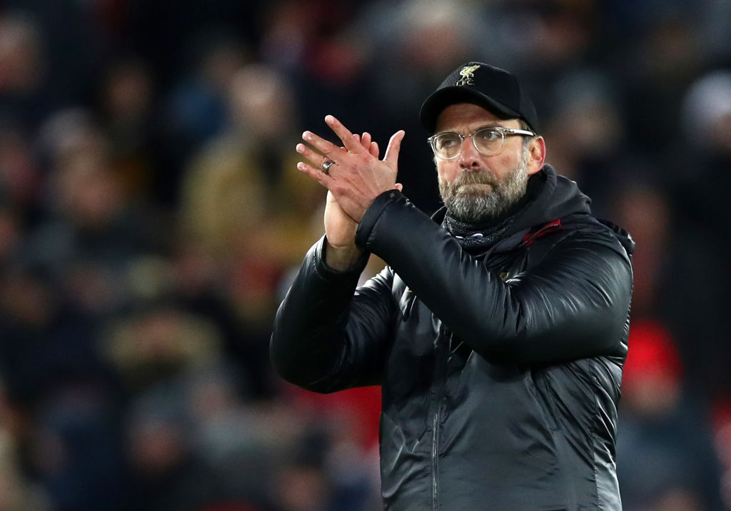 Jurgen Klopp hits out at snowy pitch and refereeing decisions after Liverpool's draw with Leicester