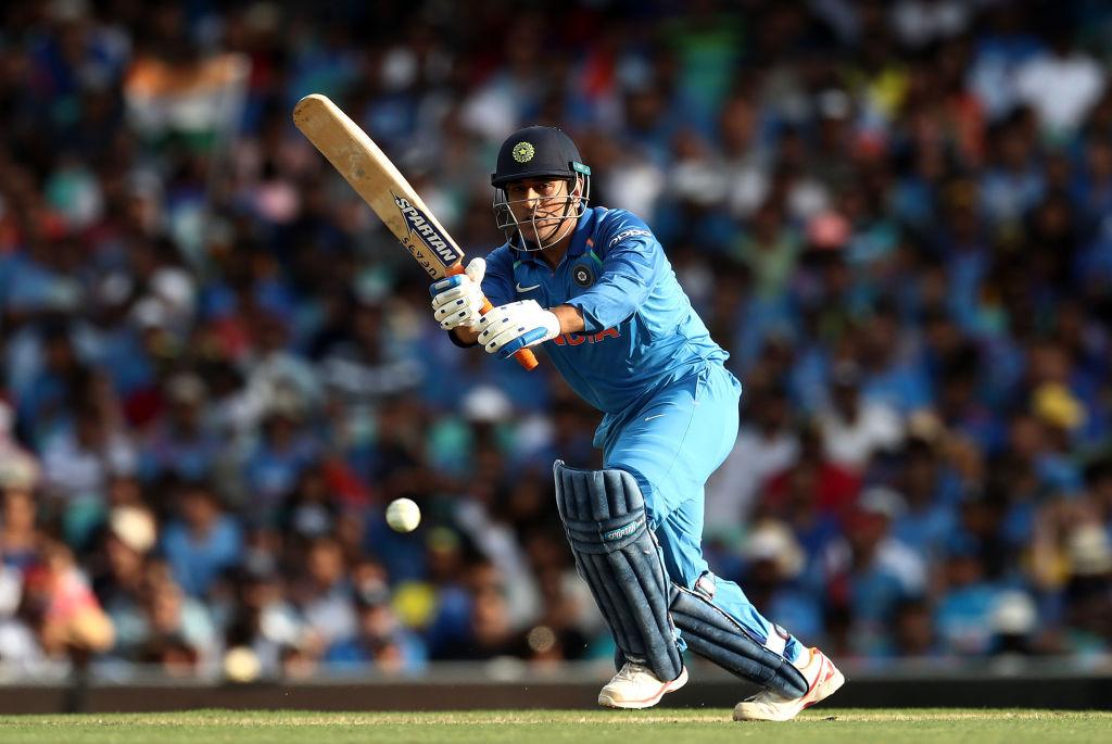 India legend Sachin Tendulkar speaks out on MS Dhoni role