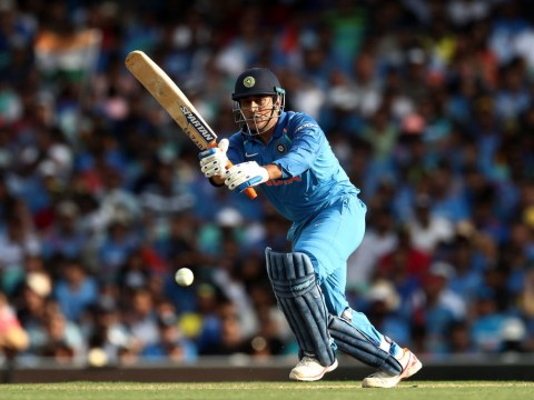 India legend Sachin Tendulkar speaks out on MS Dhoni role