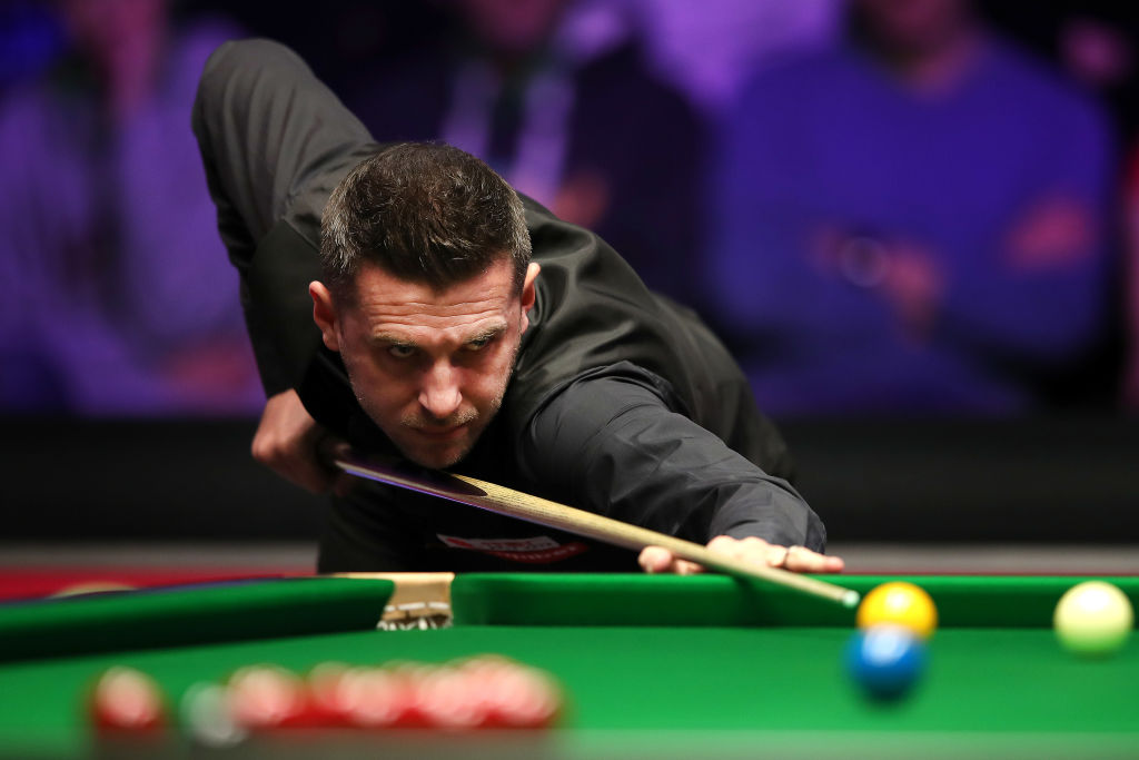 Sensational Mark Selby stuns Stephen Maguire with three centuries in Masters first round