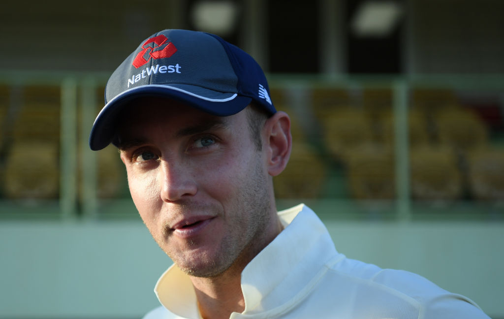 Stuart Broad wants to make Test history as England face West Indies