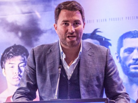 Eddie Hearn to offer Deontay Wilder 60-40 purse split for Anthony Joshua fight