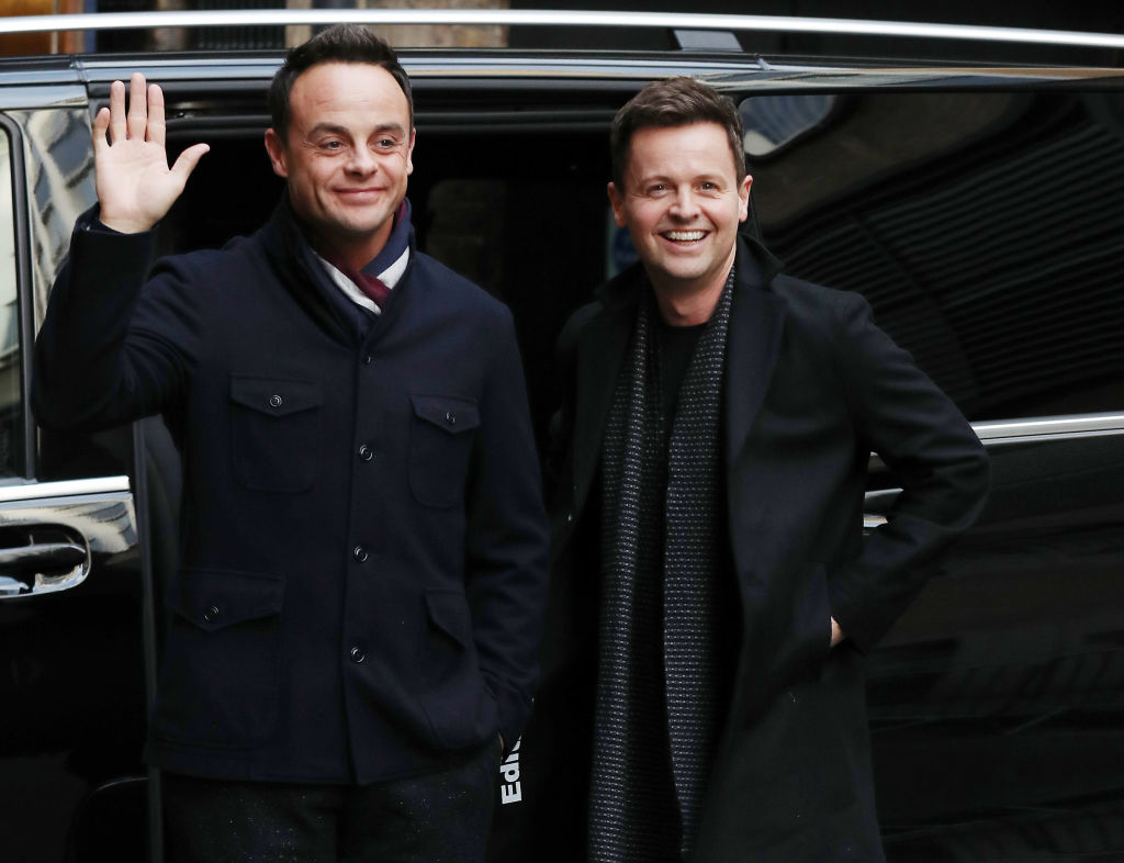Ant McPartlin opens up on battle with ADHD and offers comforting words to other sufferers: 'It's OK to not be OK'