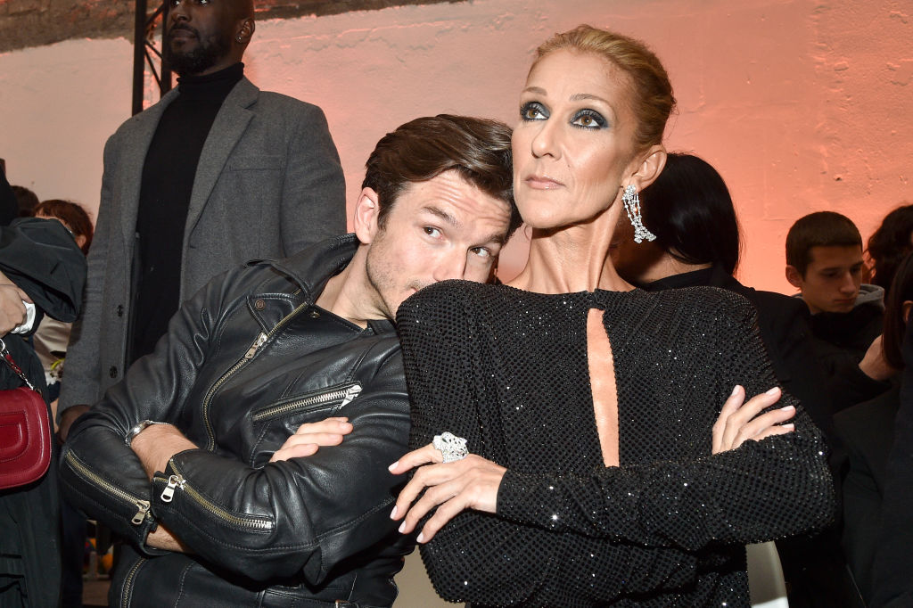 Celine Dion insists she 'is single' and that late husband Rene Angelil will always be 'the man in my life'