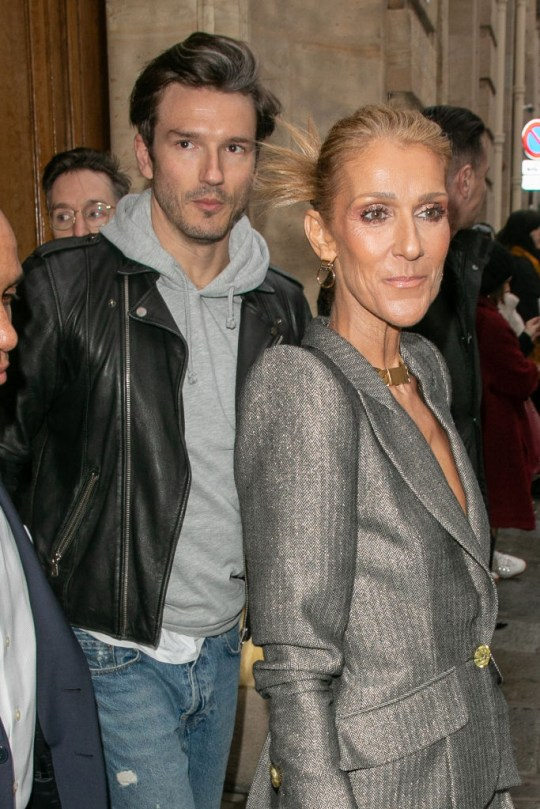 Celine Dion insists she 'is single' as Pepe Munoz romance rumours