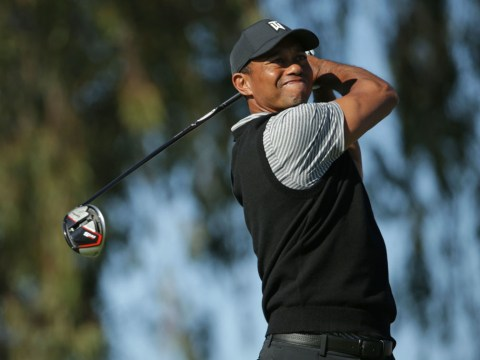 Tiger Woods praises Justin Rose following frustrating Farmers Insurance Open second round