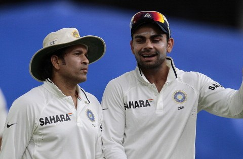 Ravi Shastri reveals the biggest difference between Virat Kohli and Sachin Tendulkar