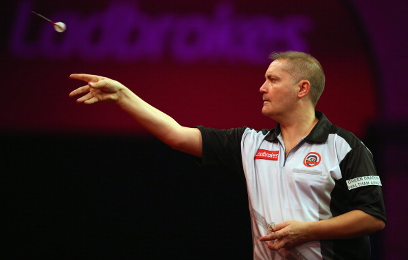 Matt Clark and Reece Robinson win through PDC Q School day three as Glenn Durrant narrowly misses out