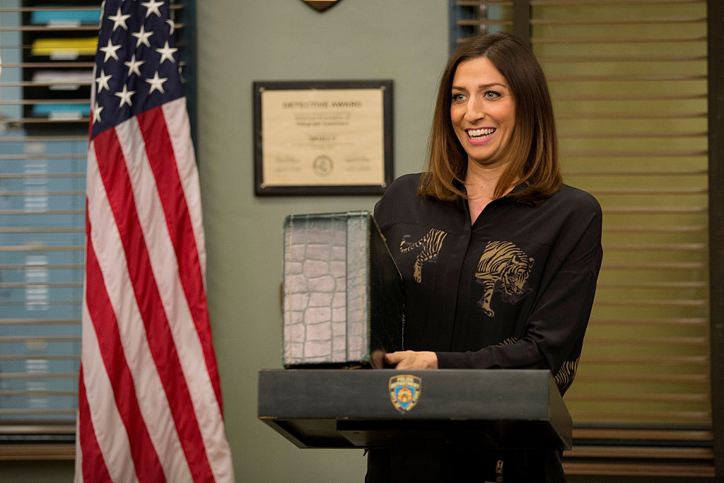 Brooklyn Nine-Nine brings back Chelsea Peretti for 'explosive' return just weeks after emotional exit
