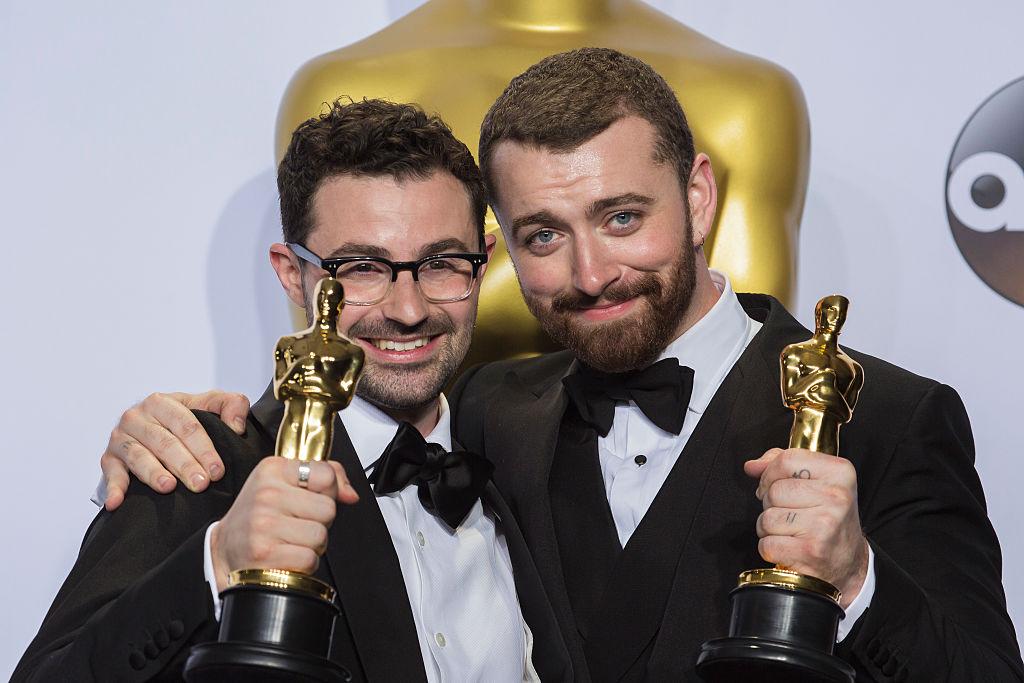 Sam Smith admits his Oscar statue made him 'uncomfortable'