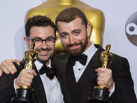 Sam Smith admits his Oscar statue made him 'uncomfortable'
