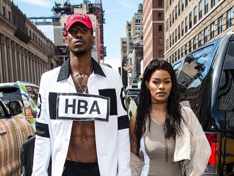 Teyana Taylor responds to rumours husband Iman Shumpert impregnated porn star in threesome