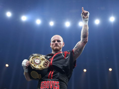 Former world champion George Groves retires from boxing