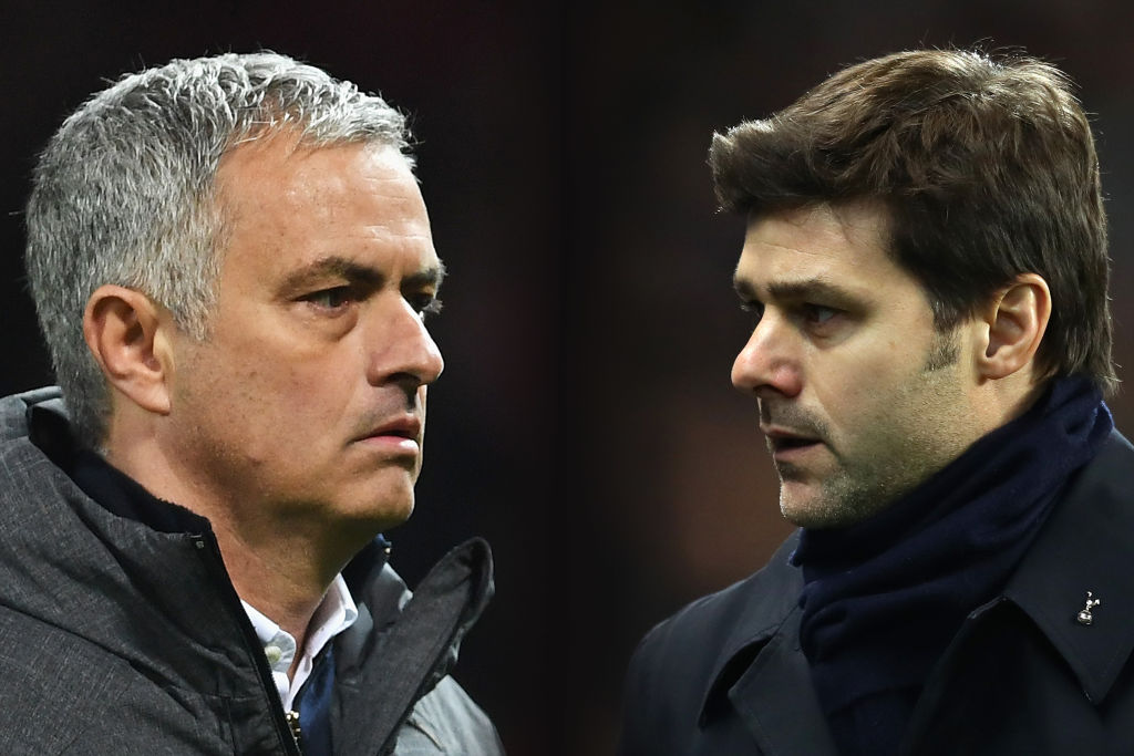 Jose Mourinho aims dig at Tottenham manager Mauricio Pochettino amid Manchester United links