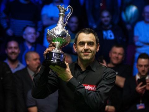 Snooker's World Grand Prix schedule announced as tournament moves to Cheltenham Racecourse
