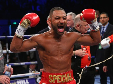 Kell Brook names three alternative opponents to fighting Amir Khan