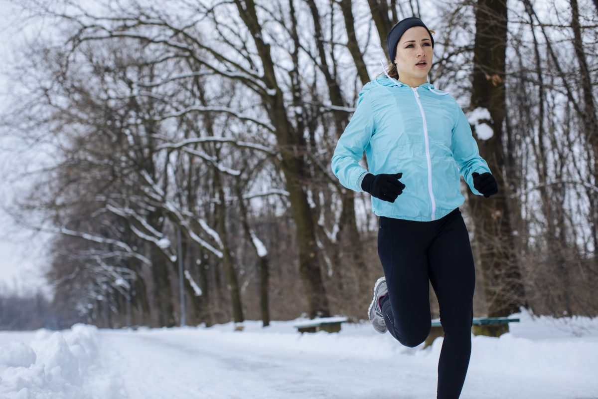 How to keep exercising even when the cold snap hits