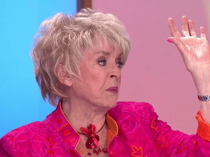 Loose Women's Gloria Hunniford talks 'one-hand jobs' in hilarious Dancing On Ice chat