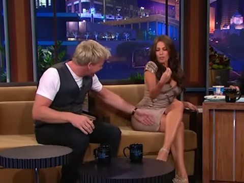 Gordon Ramsay under fire for interview in which he objectifies Sofia Vergara and jokes about her behaviour in bed