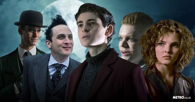 Gotham characters