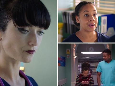 Holby City review with spoilers: Heartbreak for Frieda and upset for Jason