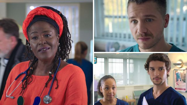 7 Holby City spoilers: Dominic eyes up a new role, and Lola Griffin returns