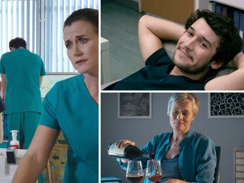 Holby City review with spoilers: Disaster for Ange and romance for Ric