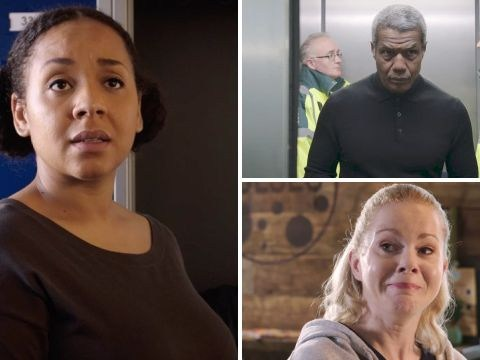 7 Holby City spoilers: Ange fights for her patient and Ric fights for the future of the hospital
