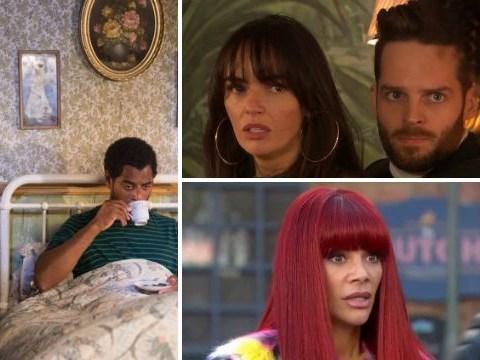 Hollyoaks spoilers: Breda McQueen drugs Louis Loveday as he realises she's a killer