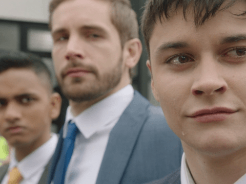 Calls to male rape charities soar after Hollyoaks Ollie child abuse storyline
