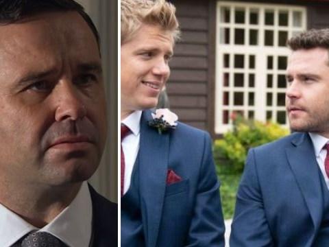 Emmerdale spoilers: Graham Foster's revenge to destroy Robert Sugden and Aaron Dingle?