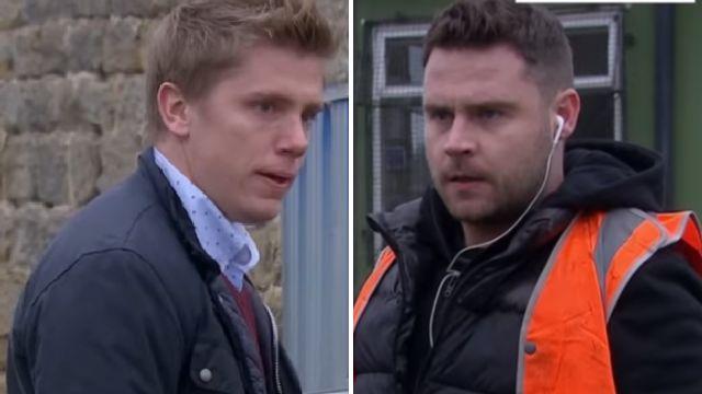 Emmerdale spoilers: Robert Sugden's rage builds as Aaron Dingle is left shaken by Billy Fletcher