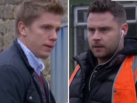 Emmerdale spoilers: Robert Sugden's rage builds as Aaron Dingle is left shaken by Billy Fletcher