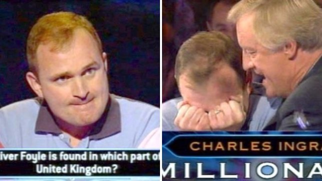Who Wants To Be A Millionaire quiz: Charles Ingram's