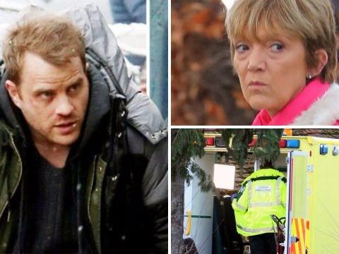 EastEnders spoilers: Ambulance twist revealed in dramatic Sean Slater scenes
