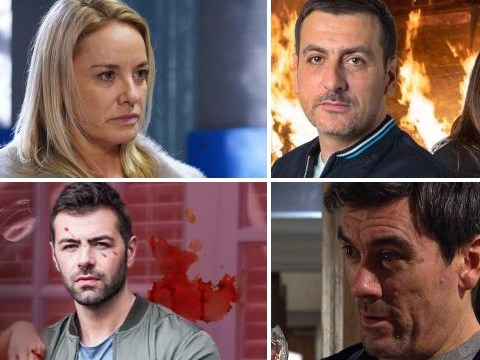 25 soap spoilers: Death horrors in Coronation Street and EastEnders, Emmerdale murder threat, Hollyoaks gun shocker