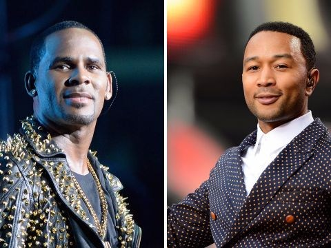 John Legend explains why he chose to appear in R Kelly documentary