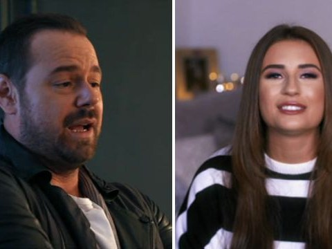 Danny Dyer jokes he's going on Love Island after daughter Dani's success and we are so up for this