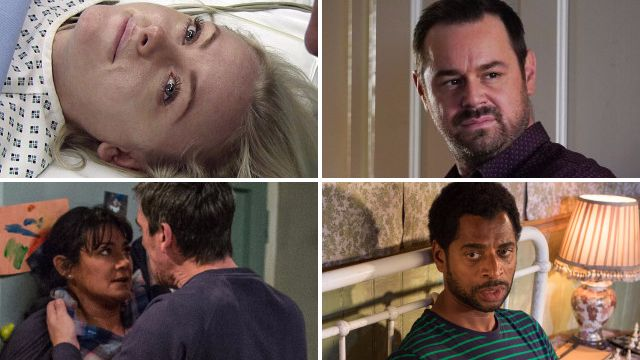 25 soap spoilers: Coronation Street knife attack, Emmerdale Joe Tate shock, EastEnders illness, Hollyoaks collapse