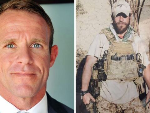 Navy SEAL denies murdering teenage Isis fighter 'whose throat he slit'